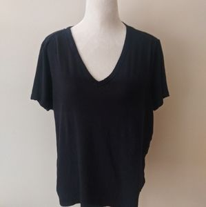 Michael Kors basic Tee Size 2X Navy Blue